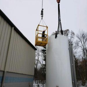 rigging system 6